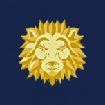 Logo Lion Slots Casino