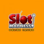 Logo Slot Madness Casino